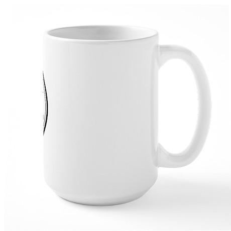 Collie Large Mug