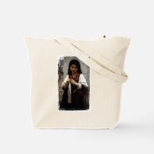 Little Sock Knitter's Tote Bag