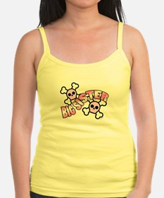 Punk Skulls Big Sister Ladies Top