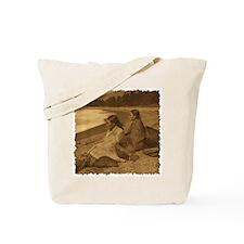 Tote Bag - Nootka - Baskets/Zuni Woman