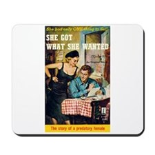 """Mousepad - """"She Got What She Wanted"""""""