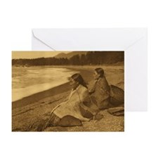 Greeting Cards (Pk of 10) - Nootka - Clam Baskets