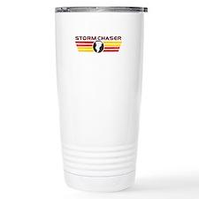 Storm Chasers Logo Bar Travel Coffee Mug