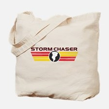 Storm Chasers Logo Bar Tote Bag