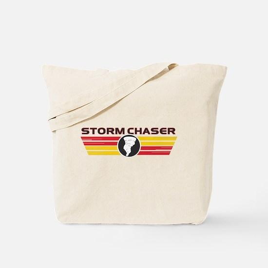Storm Chasers Logo Bar Tote Bag