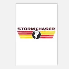 Storm Chasers Logo Bar Postcards (Package of 8)