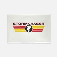 Storm Chasers Logo Bar Rectangle Magnet