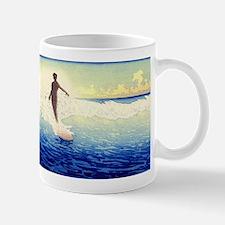 Hawaii Surfer Mug