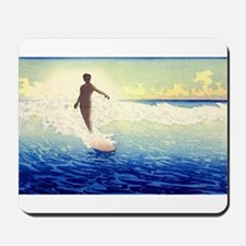 Hawaii Surfer Mousepad