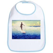 Hawaii Surfer Bib