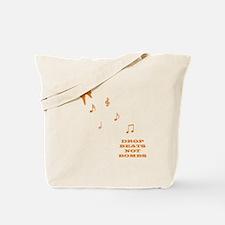 Unique Drop the beat Tote Bag