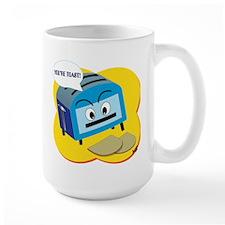 You're Toast! Large Mug