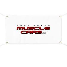 Funny Car Banner