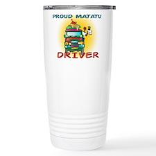 Proud Matatu Driver Stainless Steel Travel Mug