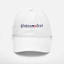 Gluten-Free (u.s. Flag) Baseball Baseball Cap