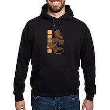 Juniper Bonsai (Brown) Hoodie