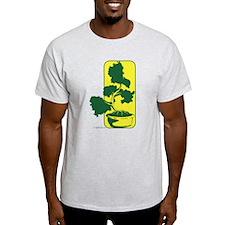Juniper Bonsai (Green) T-Shirt