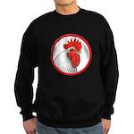 Rooster Circle Sweatshirt (dark)
