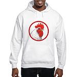 Rooster Circle Hooded Sweatshirt