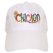 Cool Words with Baseball Cap