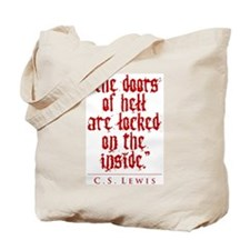 Doors of Hell Tote Bag