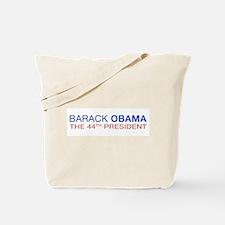 Obama 44th President - Tote Bag