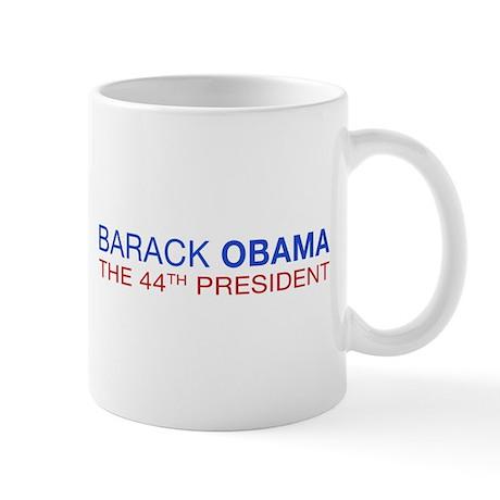 Obama 44th President - Mug