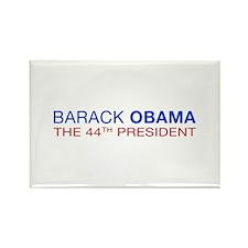 Obama 44th President - Rectangle Magnet