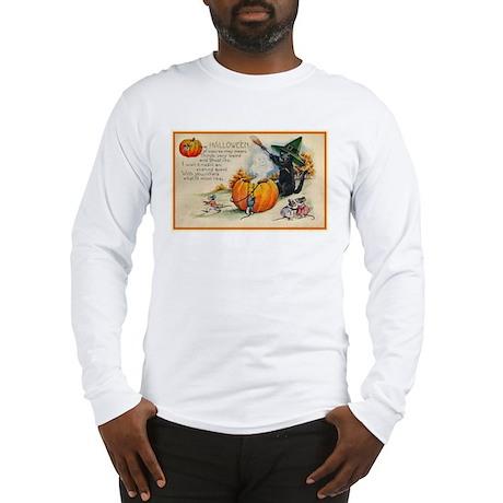 Holloween Long Sleeve T-Shirt