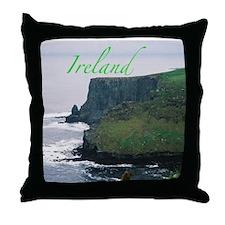 Ireland Throw Pillow
