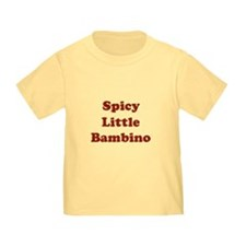 Spicy Little Bambino T