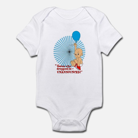Guess WHO... Infant Bodysuit