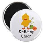Knitting Chick 2.25