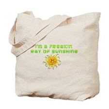 Unique Ray of sunshine Tote Bag