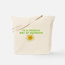 Cute Ray of sunshine Tote Bag