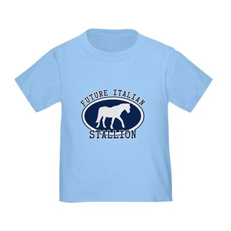Future Italian Stallion Toddler T-Shirt