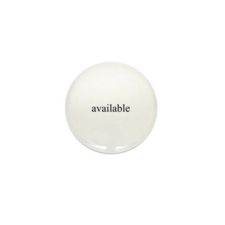 Available Mini Button (100 pack)