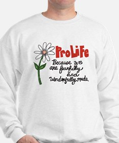 Cute Prolife Sweatshirt