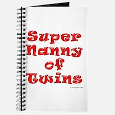 Super Nanny of Twins Journal