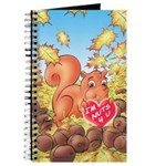 "Skippy's ""I'M NUTS 4 U"" Journal"