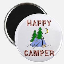 Happy Camper Magnet