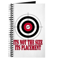 Target Practice Funny Journal