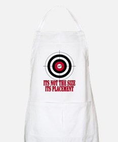 Target Practice Funny BBQ Apron