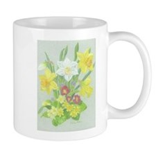 Spring flowers 2 Mugs