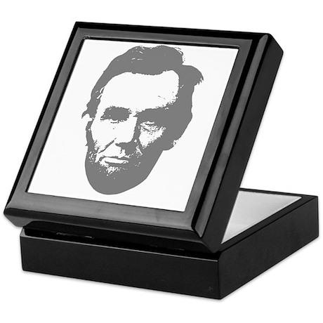 Abe Lincoln Keepsake Box