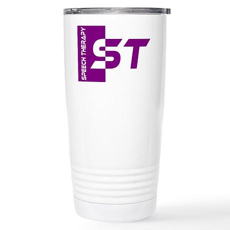 ST Stainless Steel Travel Mug