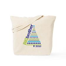 big brother christmas shirt Tote Bag