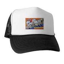 Greetings from St. Paul Trucker Hat