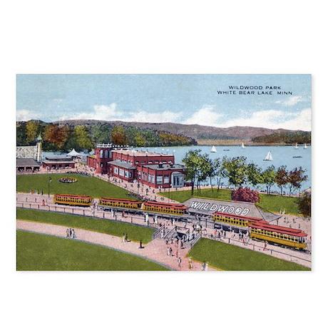 Wildwood Park Postcards (Package of 8)