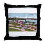 Wildwood Park Throw Pillow